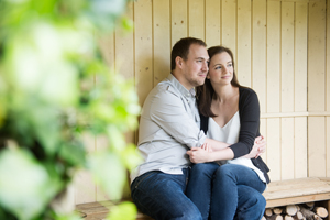 warwick garden engagement shoot byGarazi wedding photographer