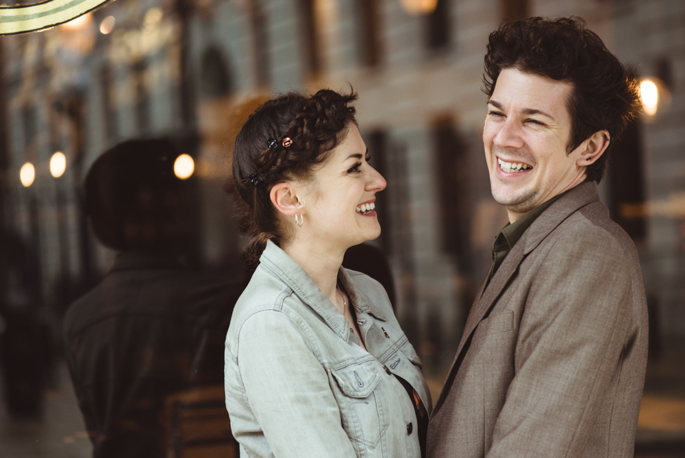 Birmingham prewedding portrait session byGarazi wedding photographer