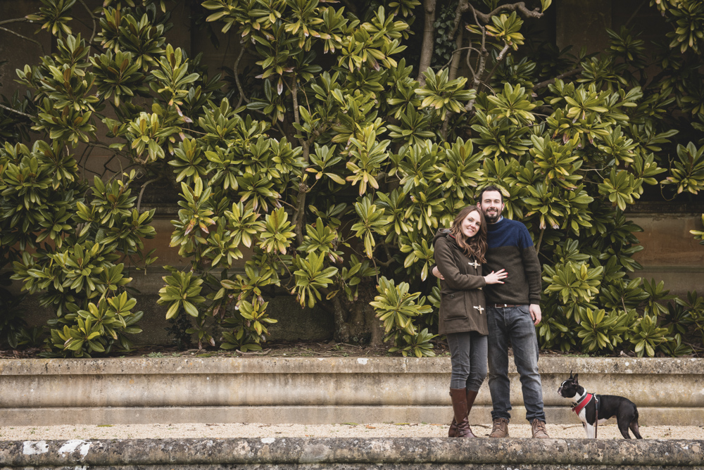 Gloucestershire prewedding portrait session byGarazi wedding photographer
