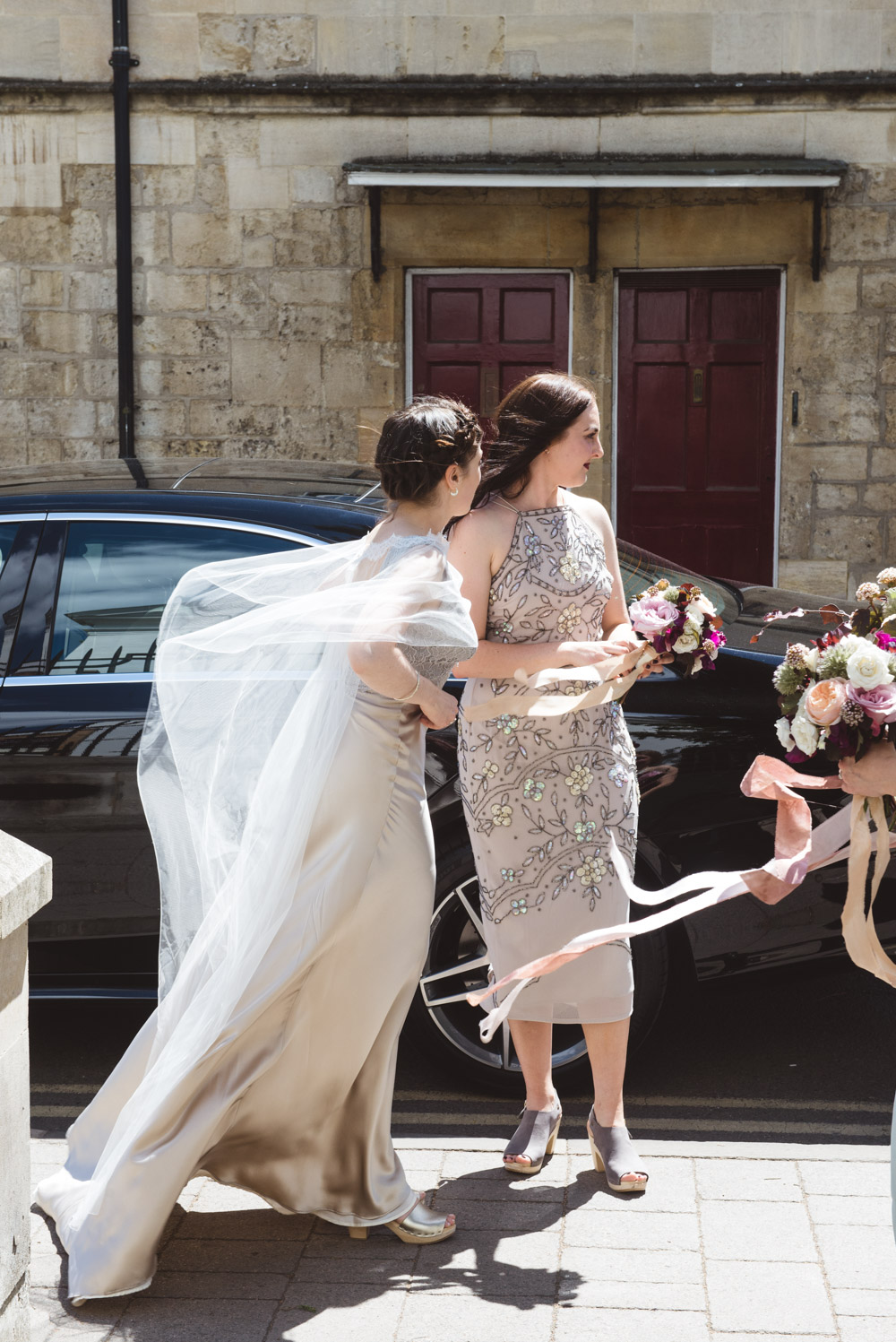 Alternative Oxford city wedding photography byGarazi Birmingham wedding photographer